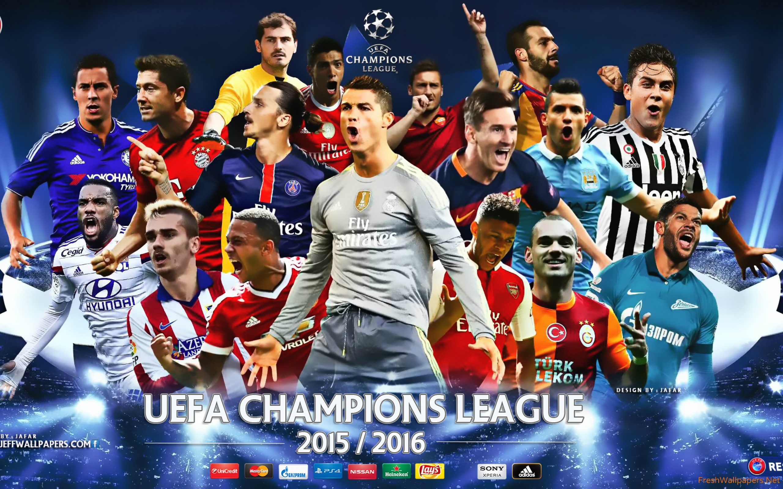 UEFA Champions League: No Place For Any Premier League Players In Champions