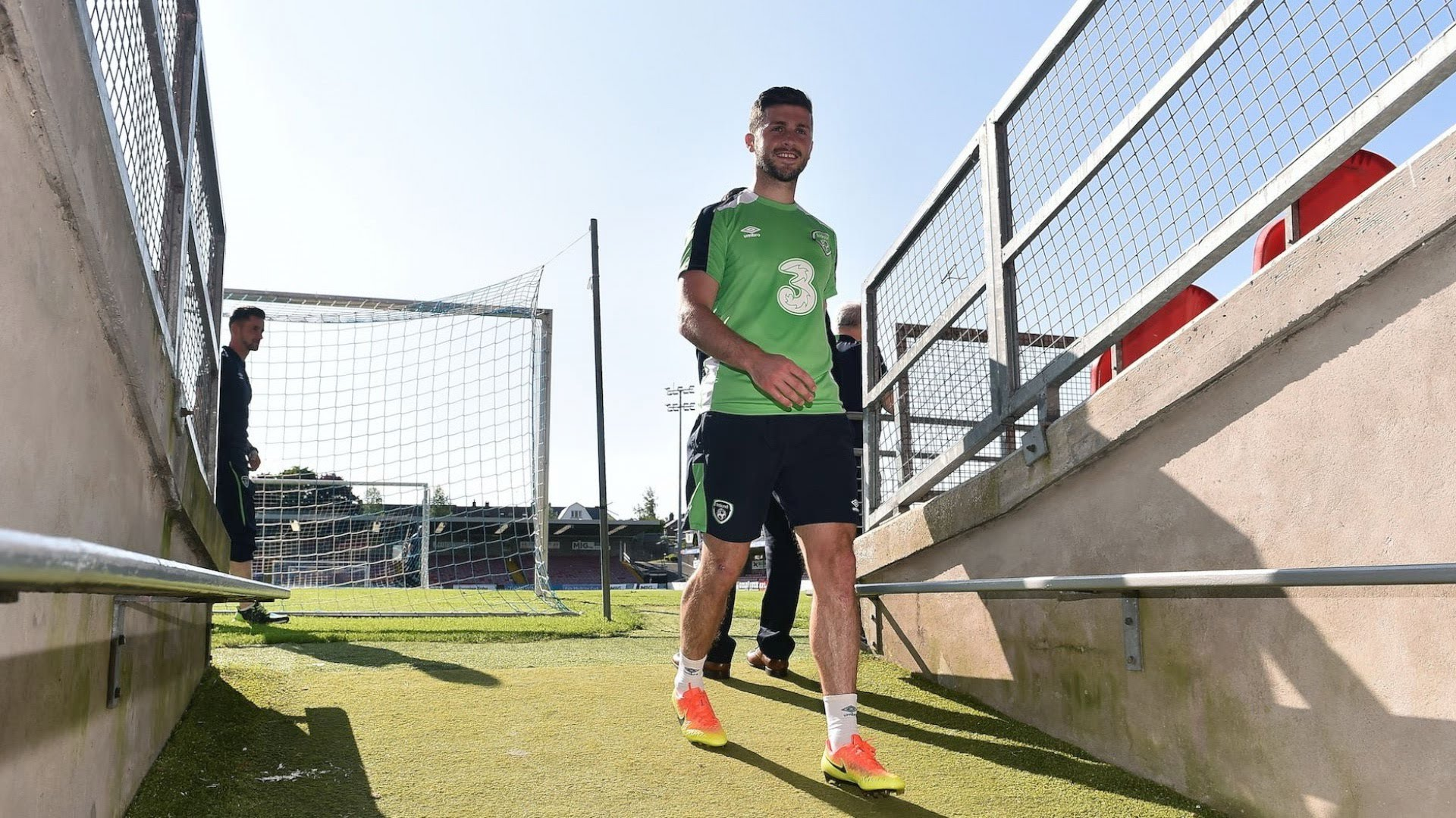 WATCH: Ireland Train At Turners Cross Ahead Of Belarus Game