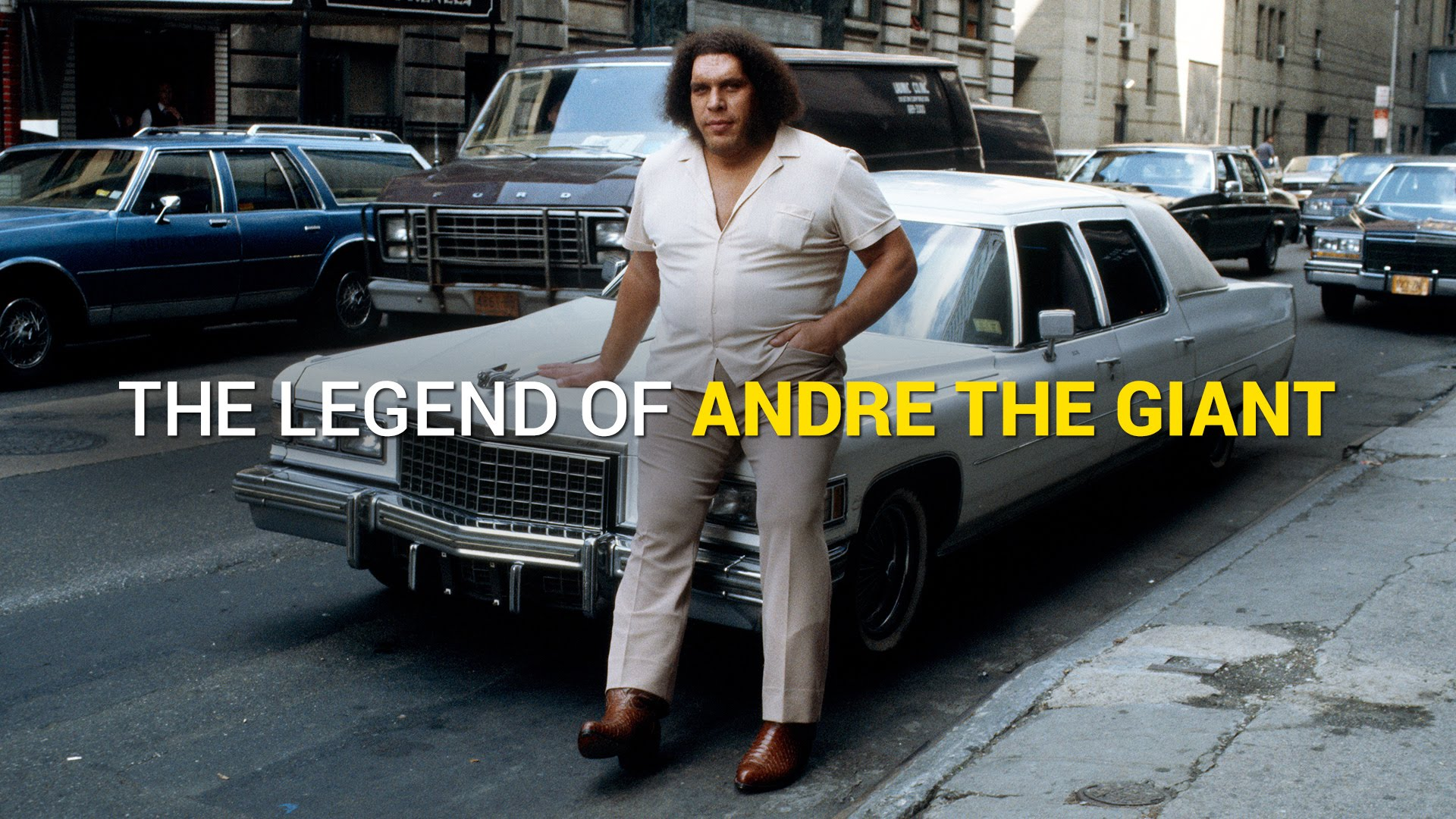 WATCH: The Legend Of Andre The Giant