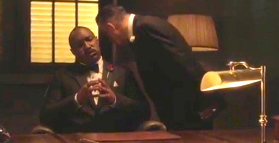 Paul Ince And Jimmy Bullard Star In Cringey 'Godfather Spoof' Euro 2016 Advert