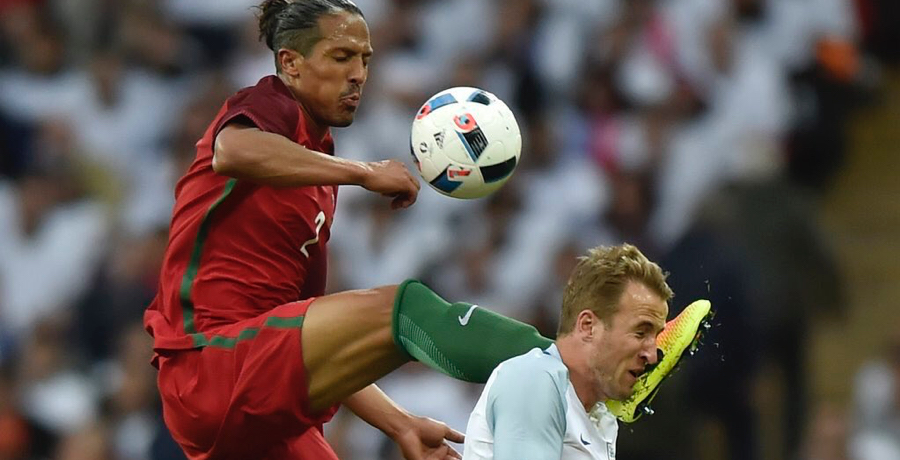 WATCH: Harry Kane Reacts To Horror Challenge From Bruno Alves