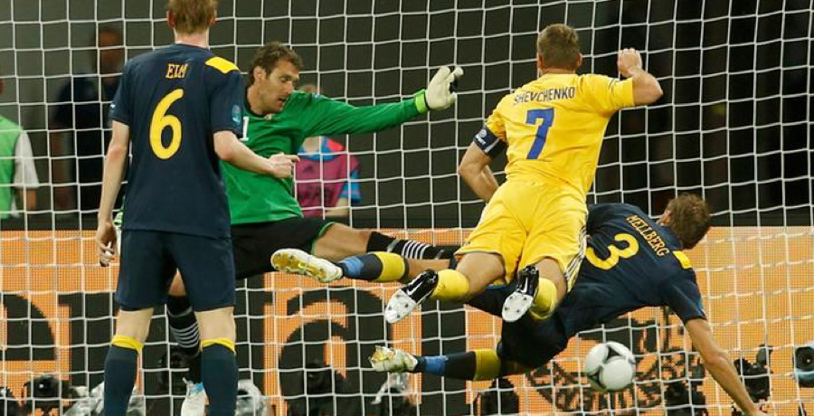 WATCH: Euro 2012 TOP 10 Goals And Best Moments
