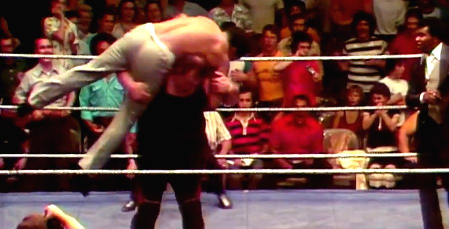 WATCH: Muhammad Ali's Greatest 'Wrestling' Moments