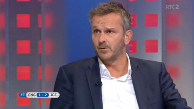 WATCH: Didi Hamann TORE into England and the Premier League on RTE Last Night