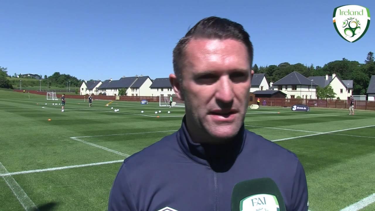 Euro 2016 – Robbie Keane Injury Update
