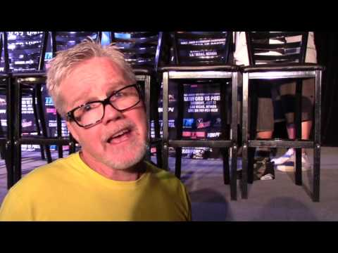 """Freddie Roach Says Floyd Mayweather Told Him The McGregor Fight """"Will Happen"""""""