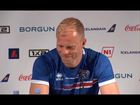 VIDEO: Iceland Laugh At England: 'They're Experts At Exiting Europe'