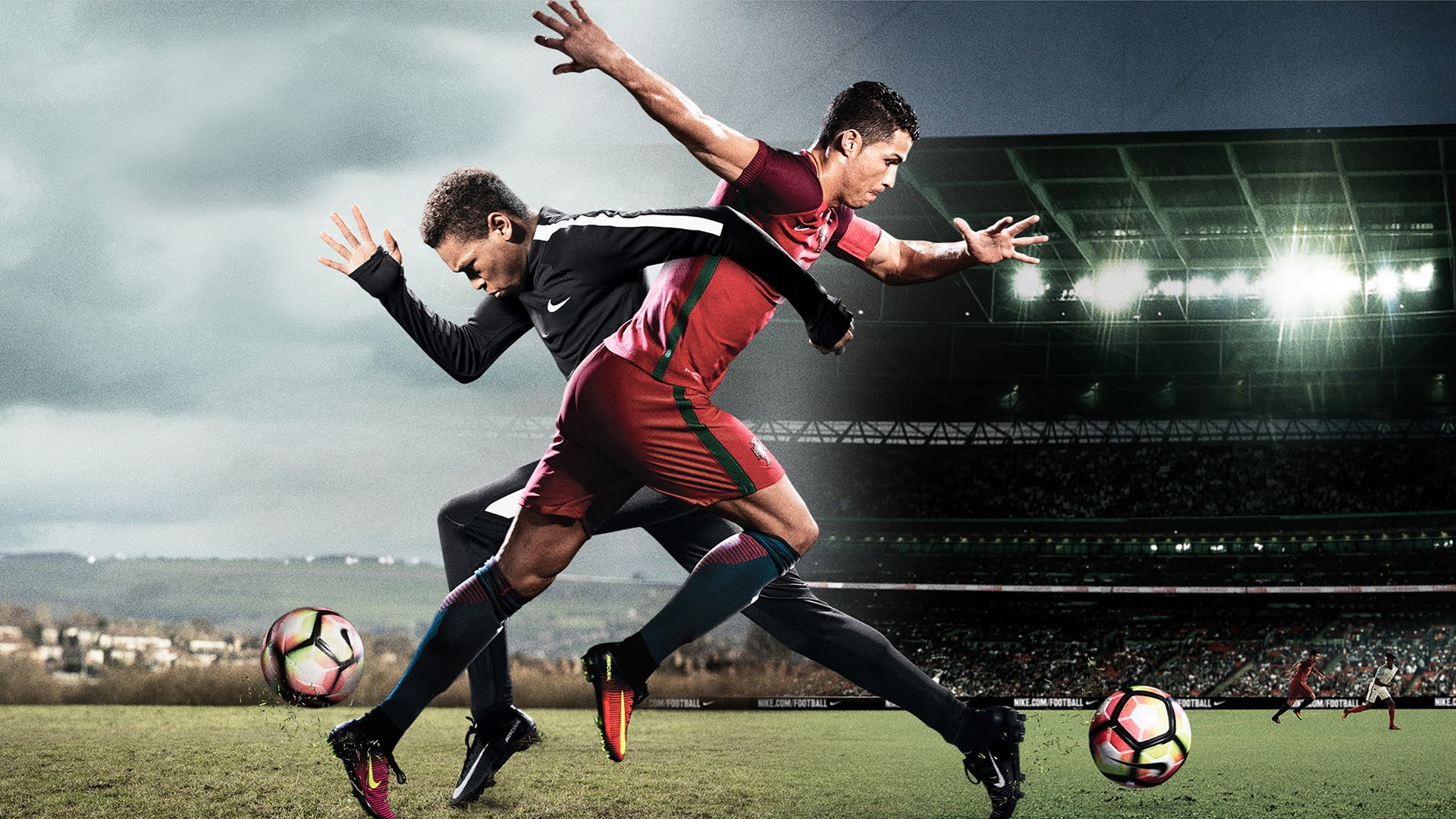 WATCH: Nike Football's Newest Advert 'The Switch' Is Finally Here