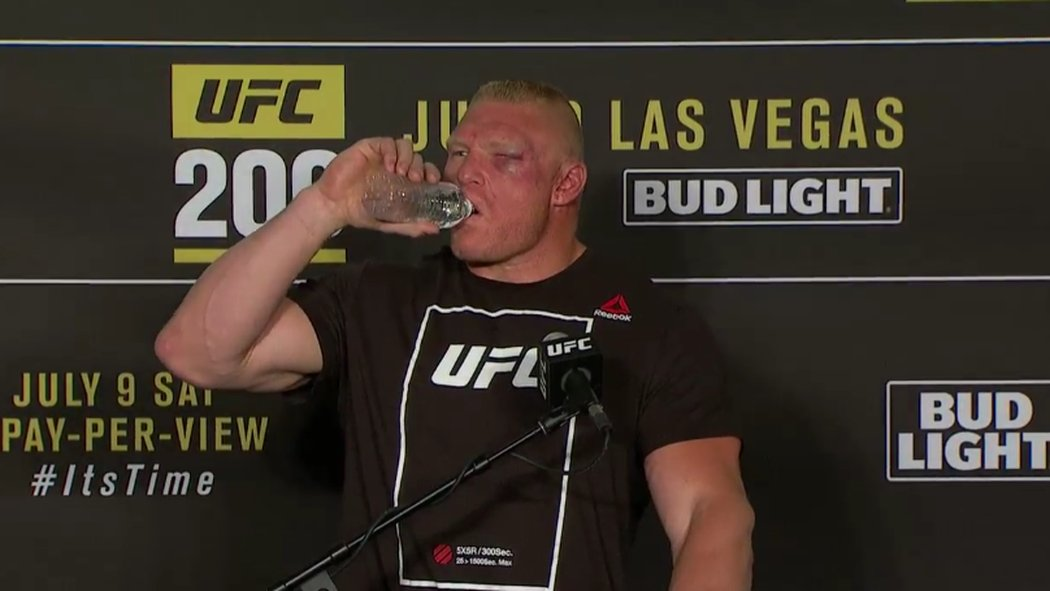 VIDEO: UFC 200 Post Fight Press Conference – Full and Highlights