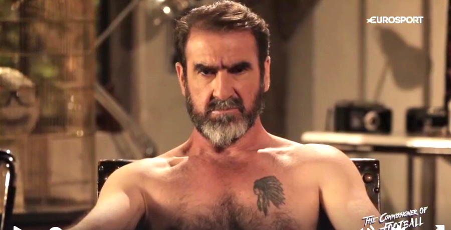 Eric Cantona Announces He Is Applying For The Vacant England Job