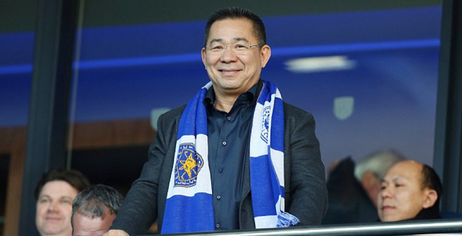 Leicester City's Chairman Rewards Players With Hugely Lavish Gift