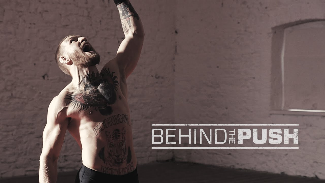 VIDEO: Behind The Scenes Of Conor McGregor's Obsession