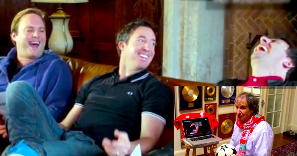 VIDEO: Robbie Fowler Sings 'Lady In Red' And Gets Reviewed By Chris De Burgh
