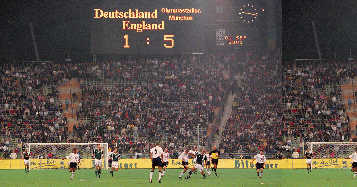 VIDEO: Relive The Night England Beat Germany 5-1 In Their Own Back Yard