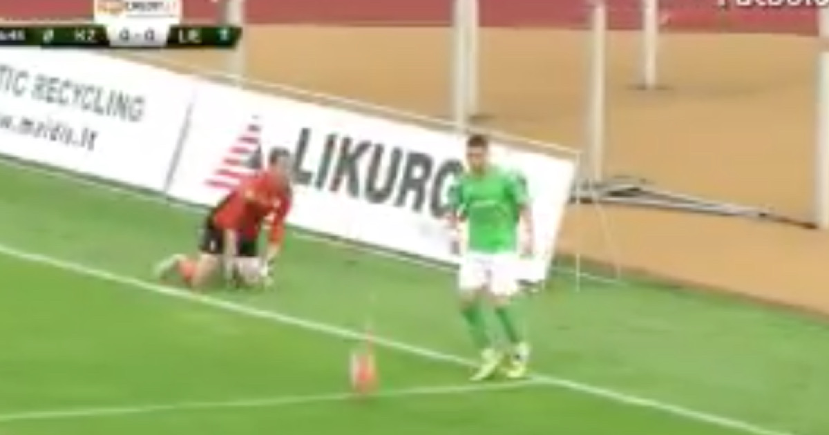 VIDEO: There's Another Contender For 'Worst Miss Ever'…Oh My!