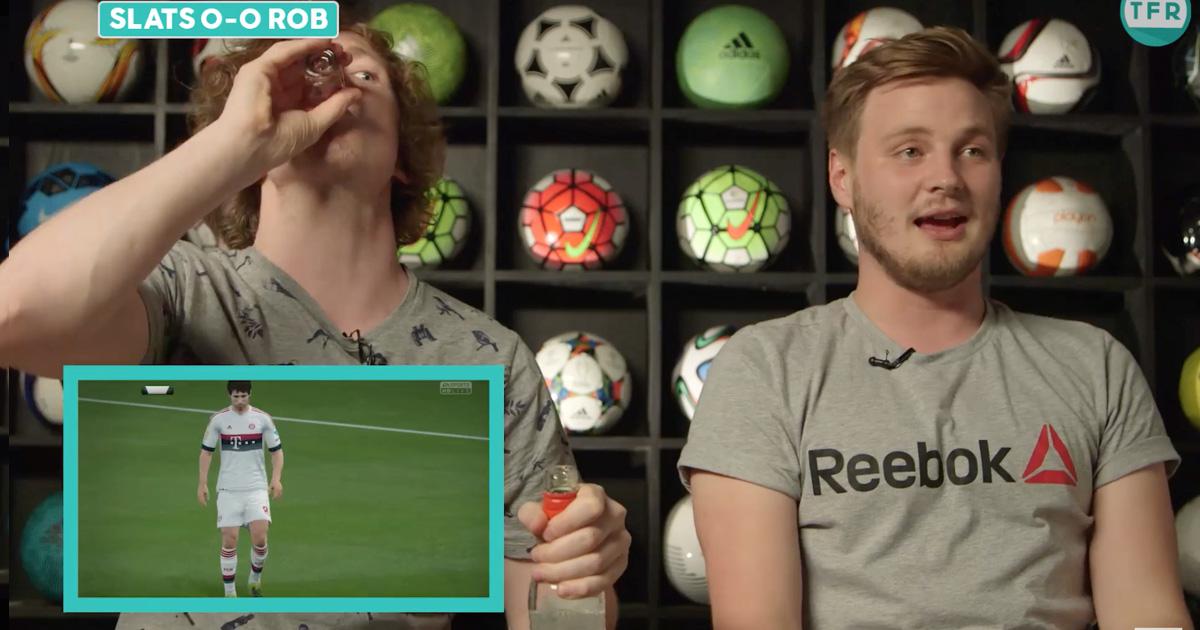 WATCH: SHIT-FACED FIFA