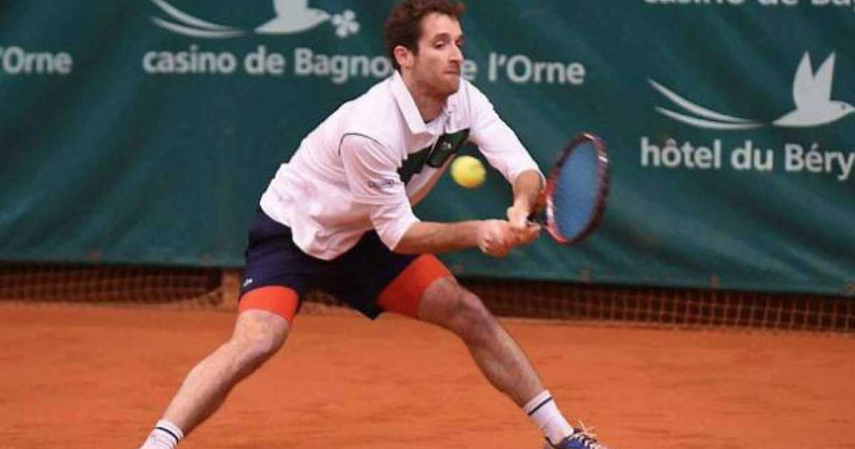 Constant Lestienne Pulls Off Outstanding Fake Shot At ATP Challenger Tour