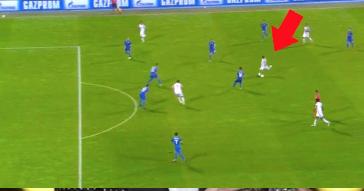 BOOM: Paulo Dybala Scores Long Range Rocket For Juventus