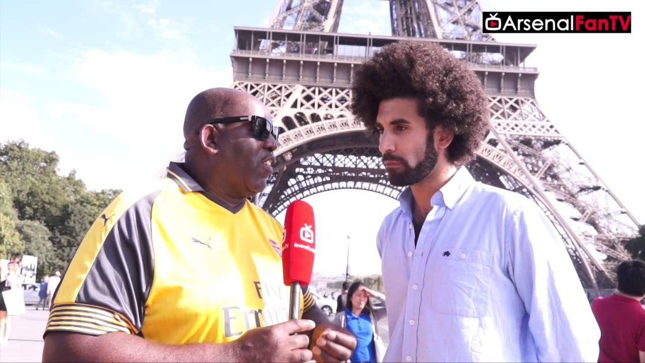 """AFTV: Fellaini With A Beard Says """"We're Catching PSG At The Right Time"""""""