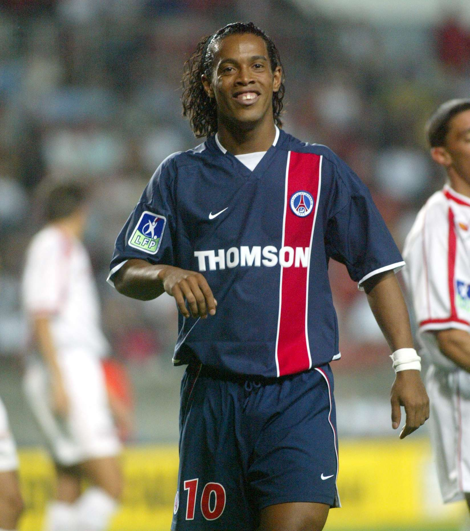 Former PSG Player Reveals Ronaldinho Only Trained Once A Week