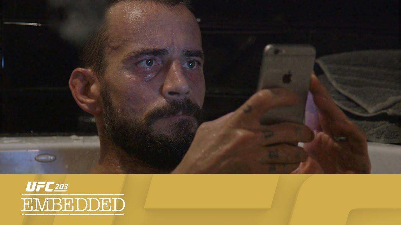UFC 203 Embedded: Vlog Series – Episode 2 & 3