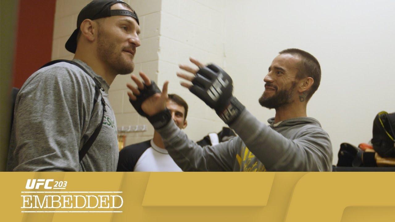 UFC 203 Embedded: Vlog Series – Episode 4