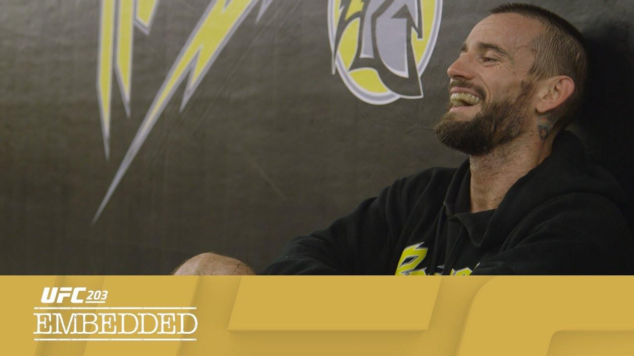 UFC 203 Embedded: Vlog Series – Episode 1