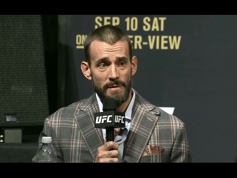 UFC 203: Pre-fight Press Conference Highlights