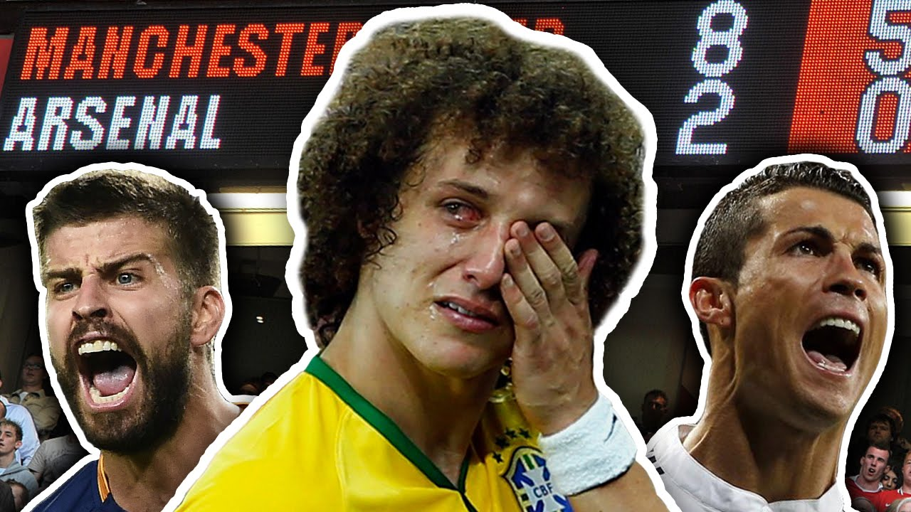 VIDEO: Top 10 Most Humiliating Defeats in Football History