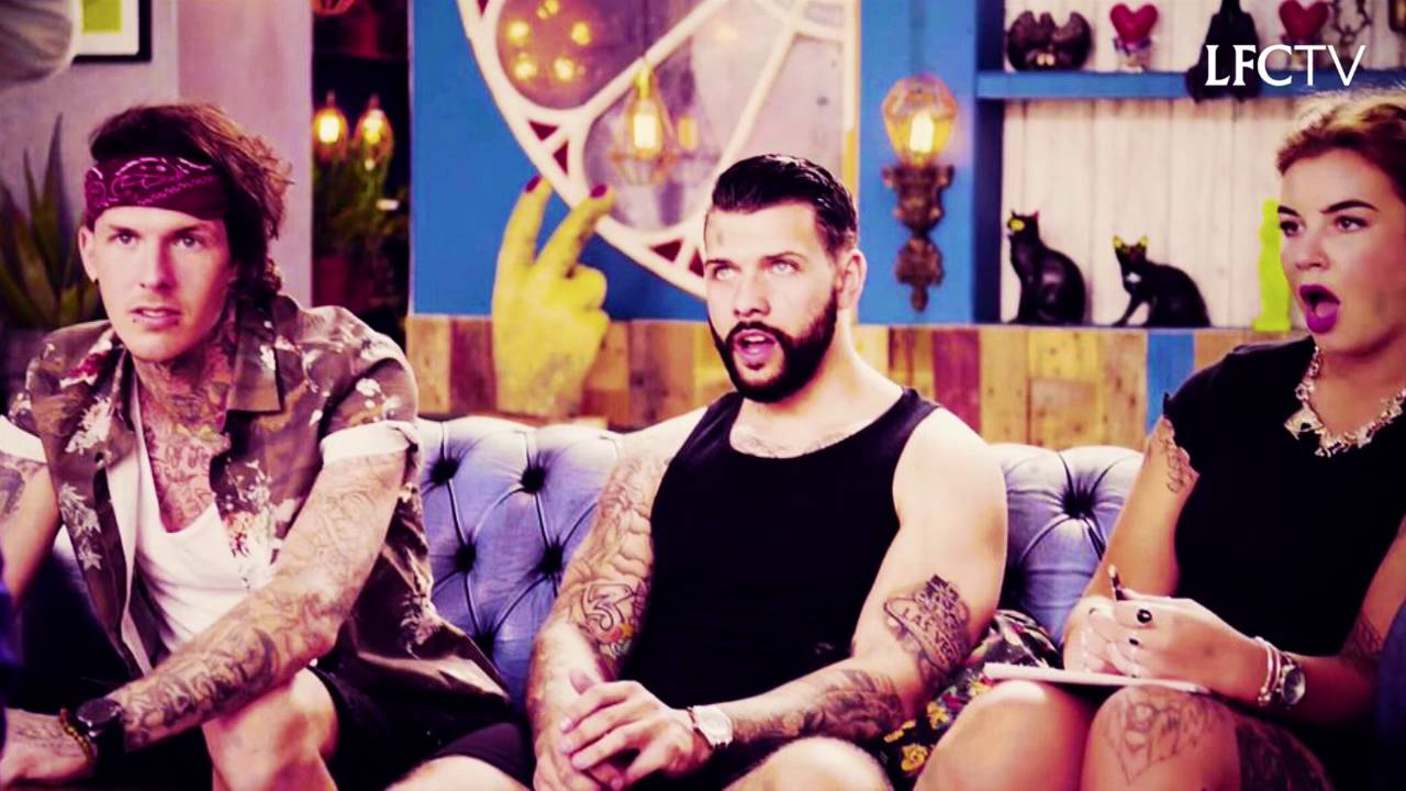 Watch Danny Ings Meets Tvs Tattoo Fixer Jay Hutton