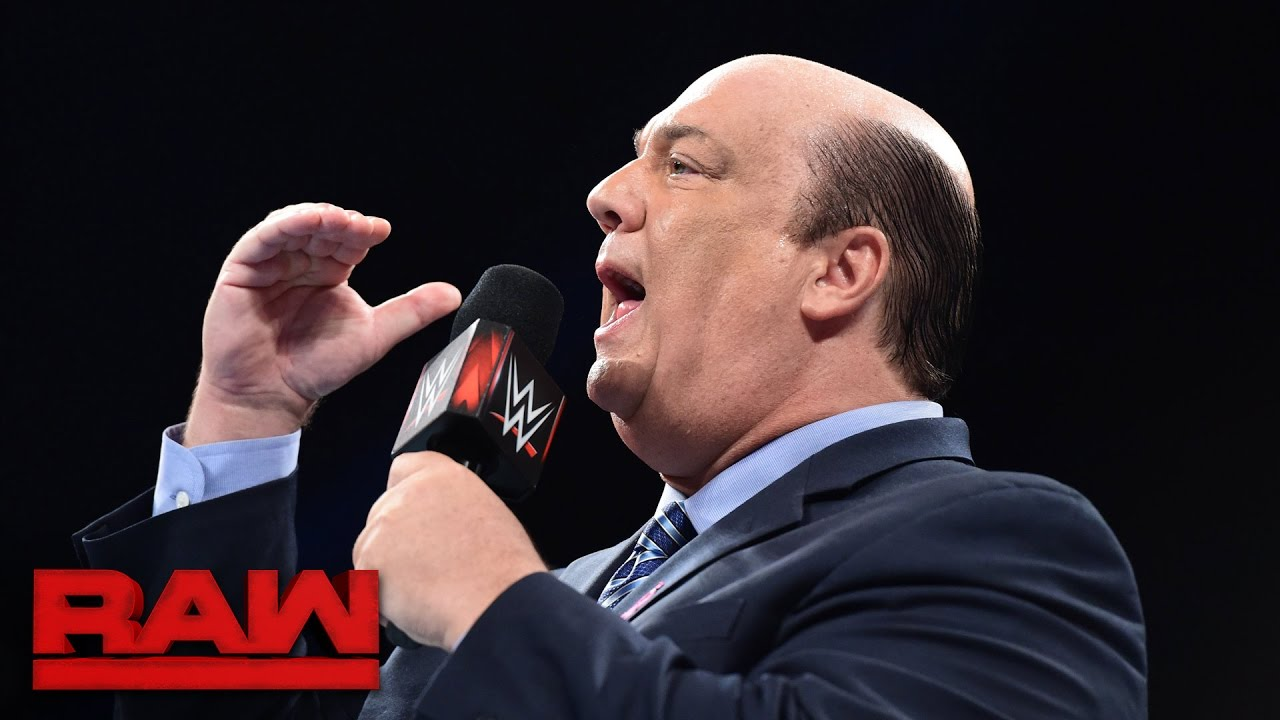 WOW: Paul Heyman Reveals Brock Lesnar Is Ready To Face Goldberg