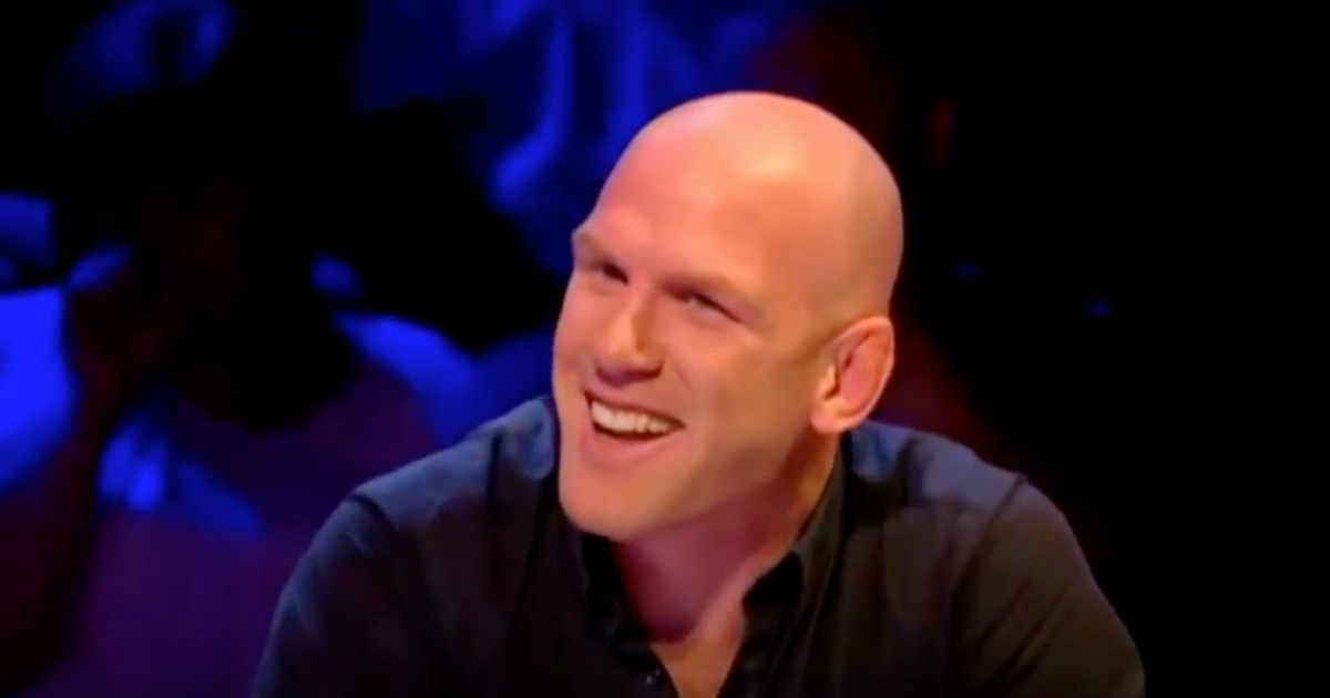 WATCH: Paul O'Connell Provides Greatest Answer Ever On A Question Of Sport