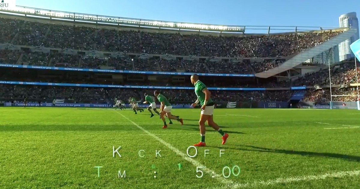 WATCH: IRFU Release Superb Behind The Scenes Video Of Ireland's Historic All-Blacks Victory