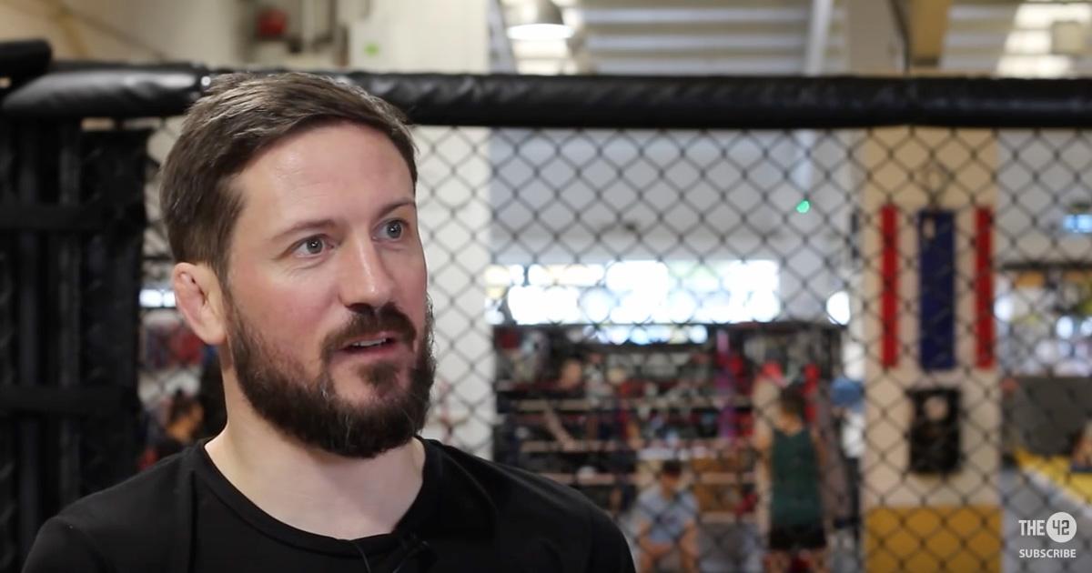 WATCH: John Kavanagh On Conor McGregor v Eddie Alvarez At UFC 205
