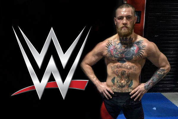 Conor McGregor's Agent Confirms Possible Move To WWE For UFC Superstar