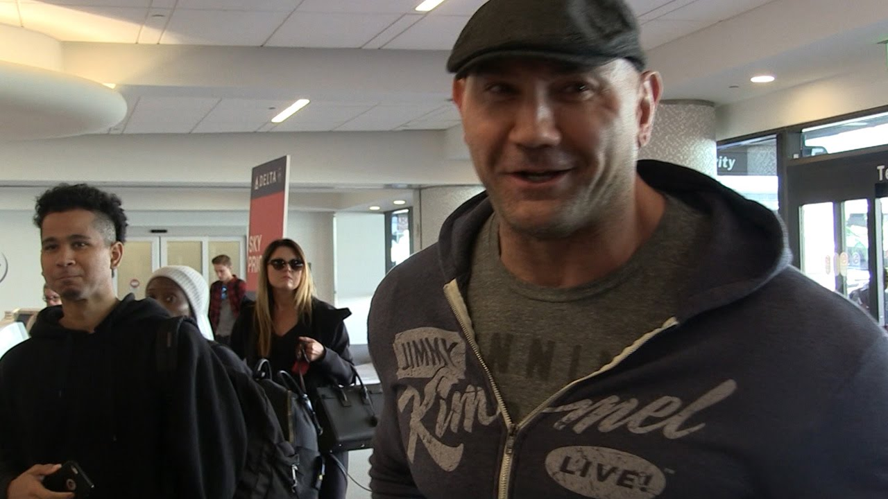 VIDEO: Dave Bautista Nominates The Rock To Be U.S. President