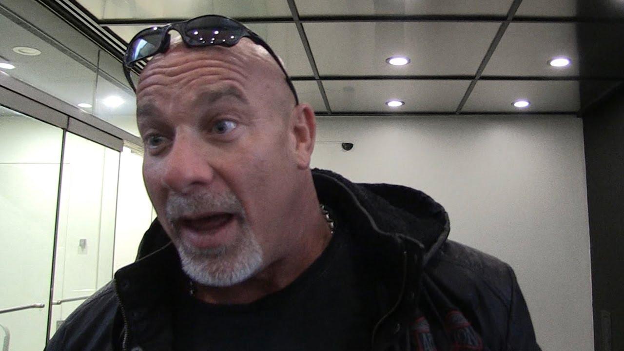 WATCH: Goldberg Talks Survivor Series & Says He Doesn't Like Conor McGregor