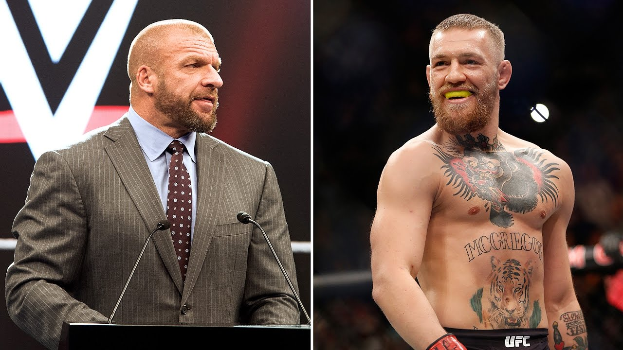 WATCH: Is HHH Interested In Signing Conor McGregor?