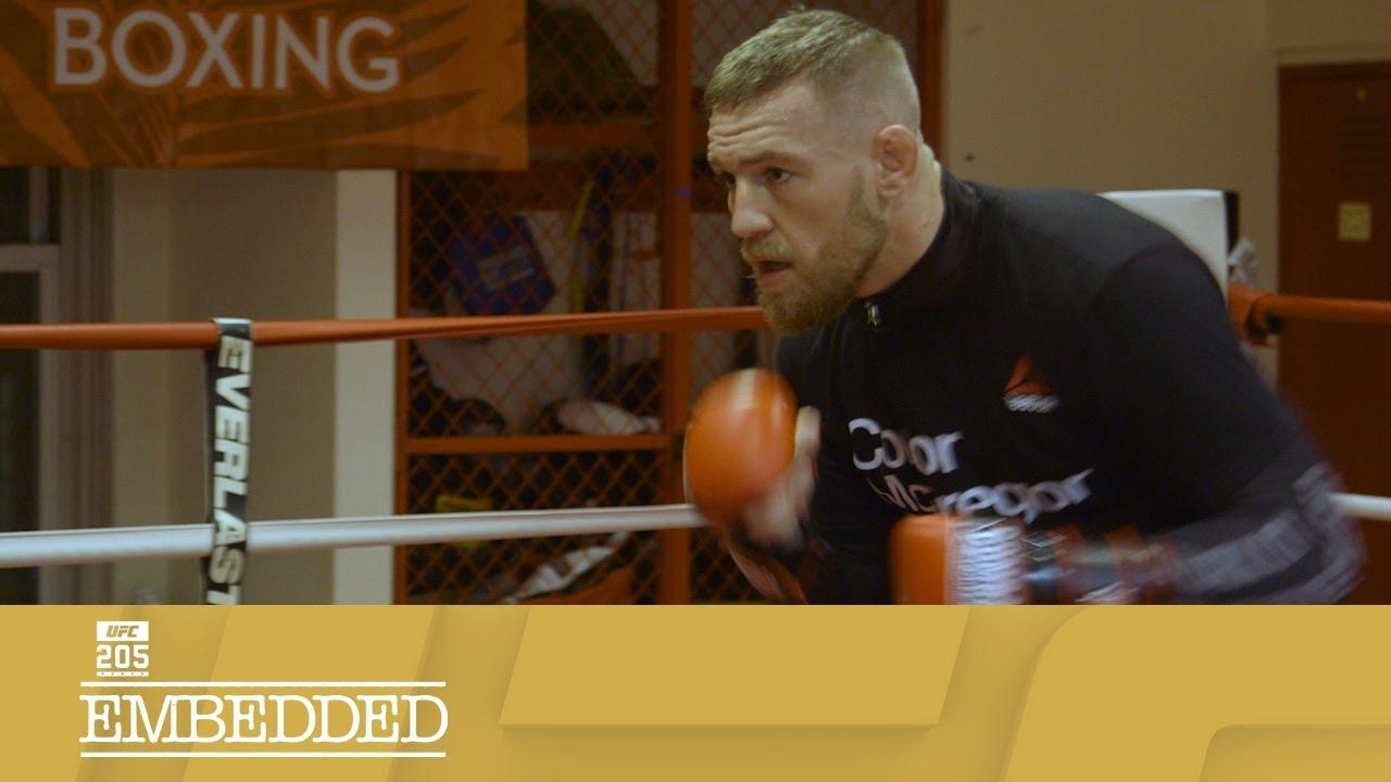 WATCH: UFC 205 Embedded: Vlog Series – Episode 2