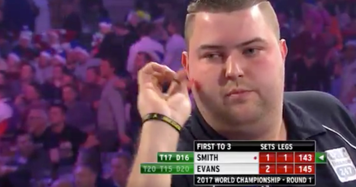 WATCH: Michael Smith Hits Biggest Checkout In The World Darts Championship So Far