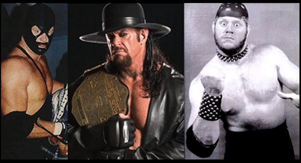 Mark Calaway's road to becoming The Undertaker.