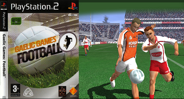 5 Reasons Why Gaelic Games Football on the Playstation Was The Best Game Ever!