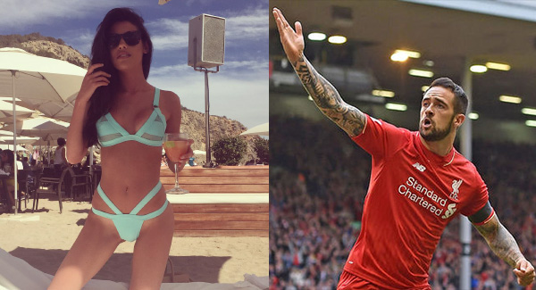WOW: Danny Ings' Missus is Bang On! 😍🔥