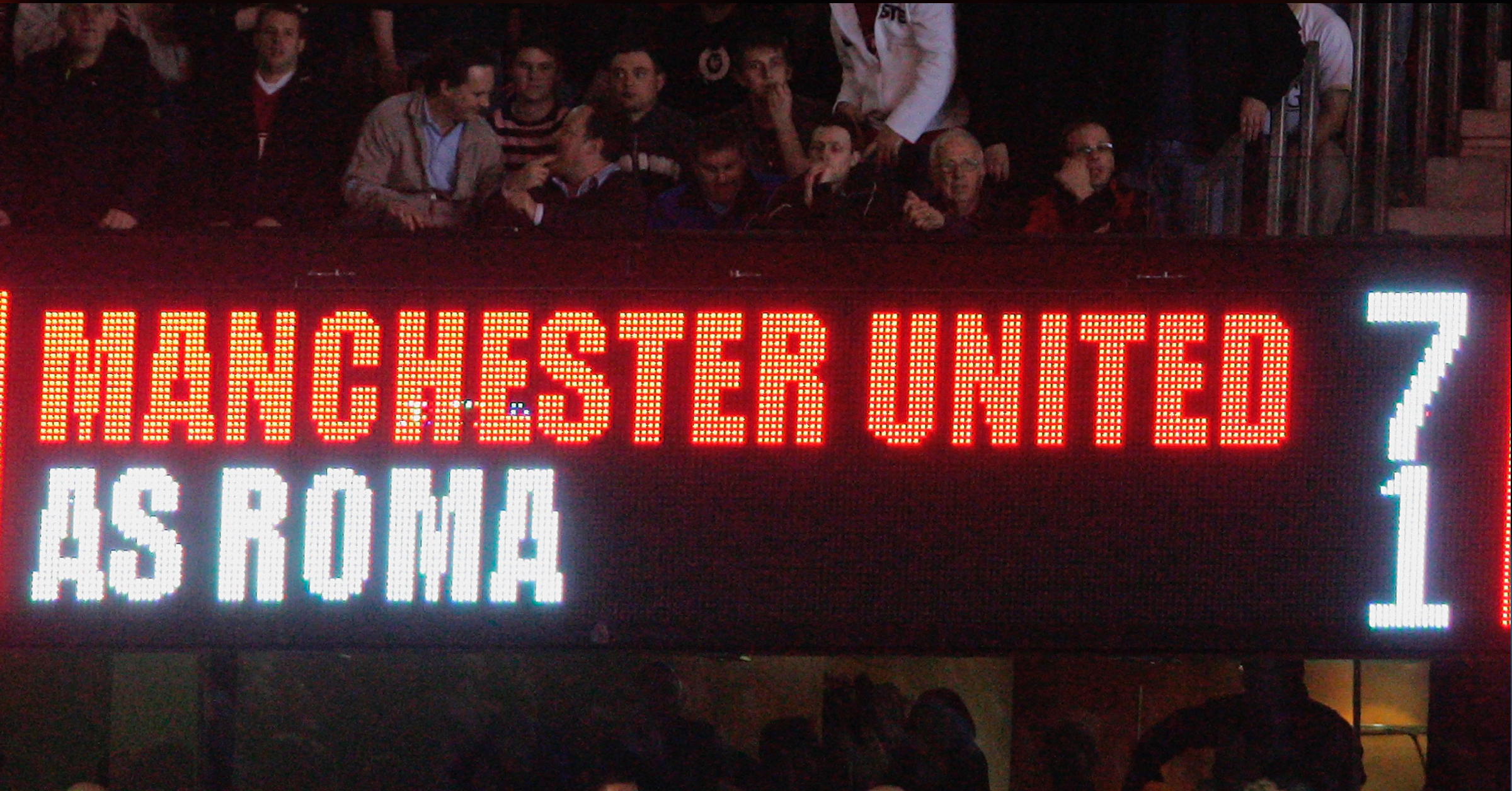 VIDEO: It's 10 Years To The Day Since Manchester United Beat Roma 7-1