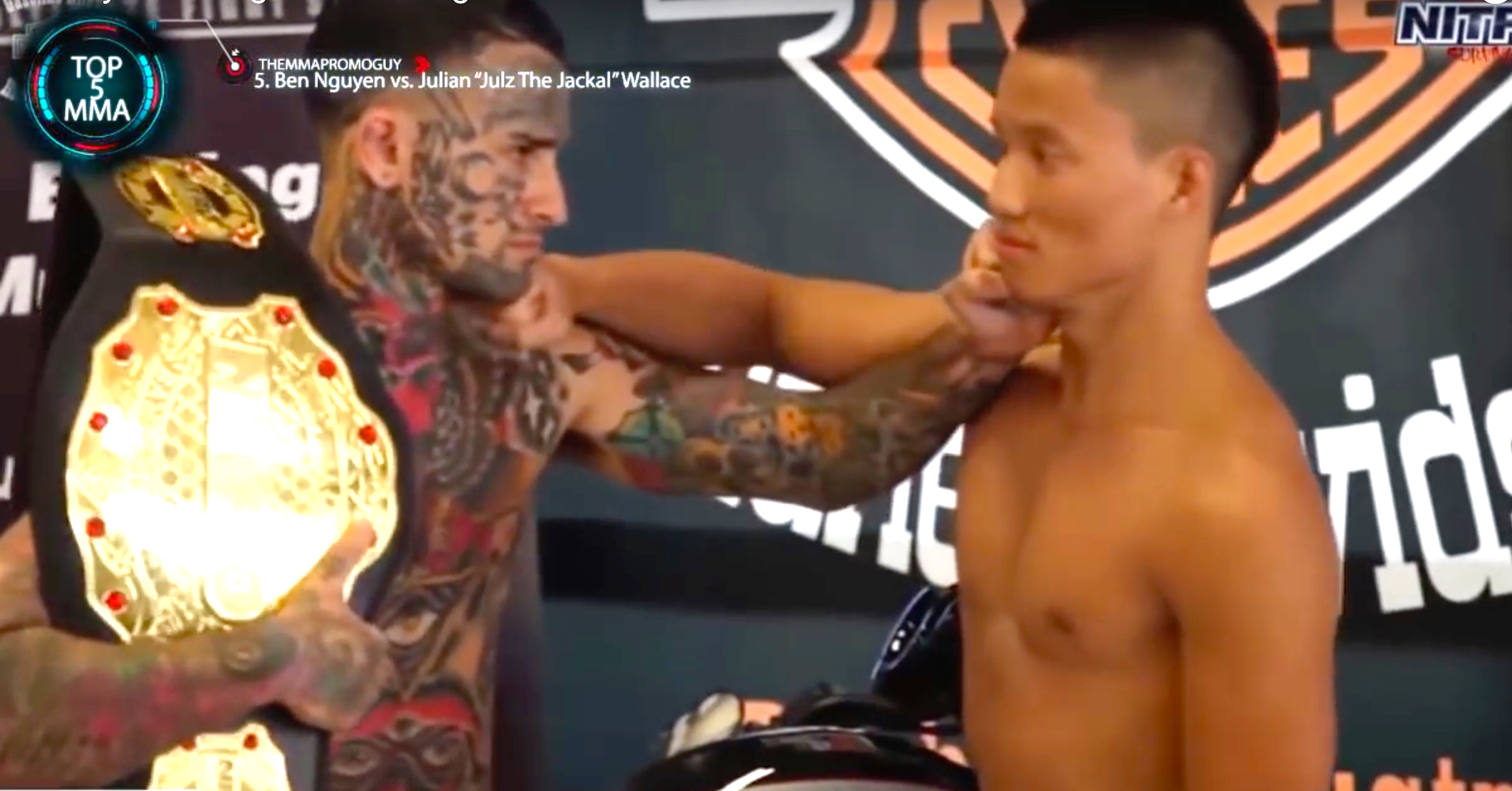 WATCH: Cocky MMA Fighters Getting Knocked The F*ck Out