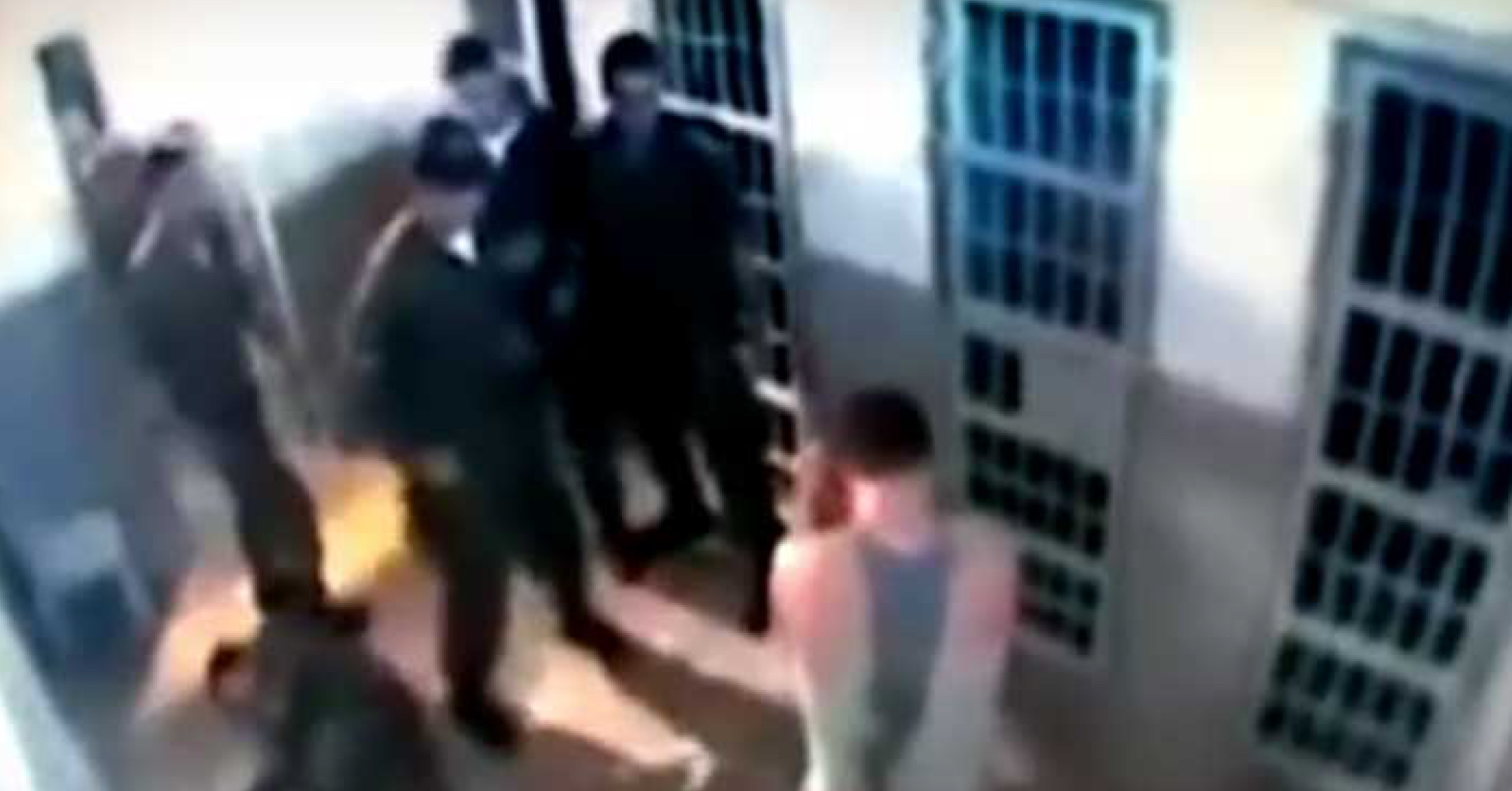 WATCH: Professional Boxer Knocks Out Several Prison Guards In Russian Prison
