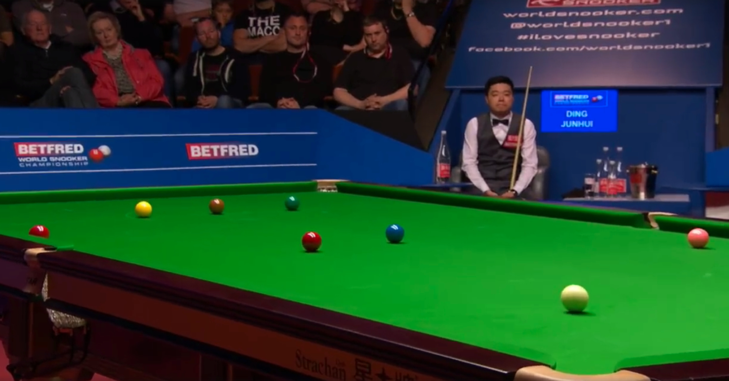 ICYMI: Mark Selby Pulls Off Possibly Best Shot Of World Championship