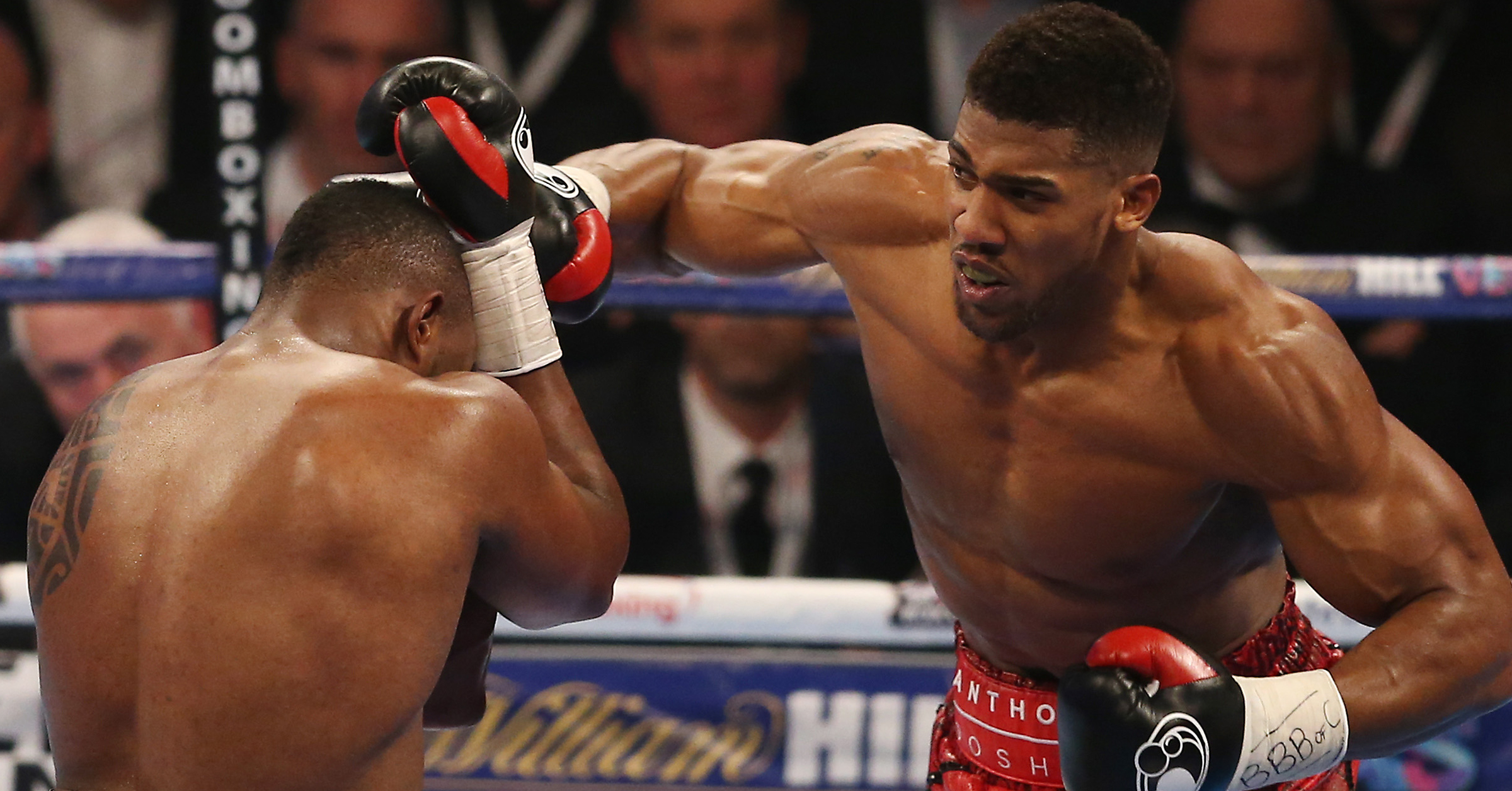 WATCH: All 18 Of Anthony Joshua's Brutal Knockouts