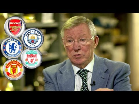 Sir Alex Ferguson Gives His Opinion on Arsene Wenger & Looks Back on the Season in the EPL