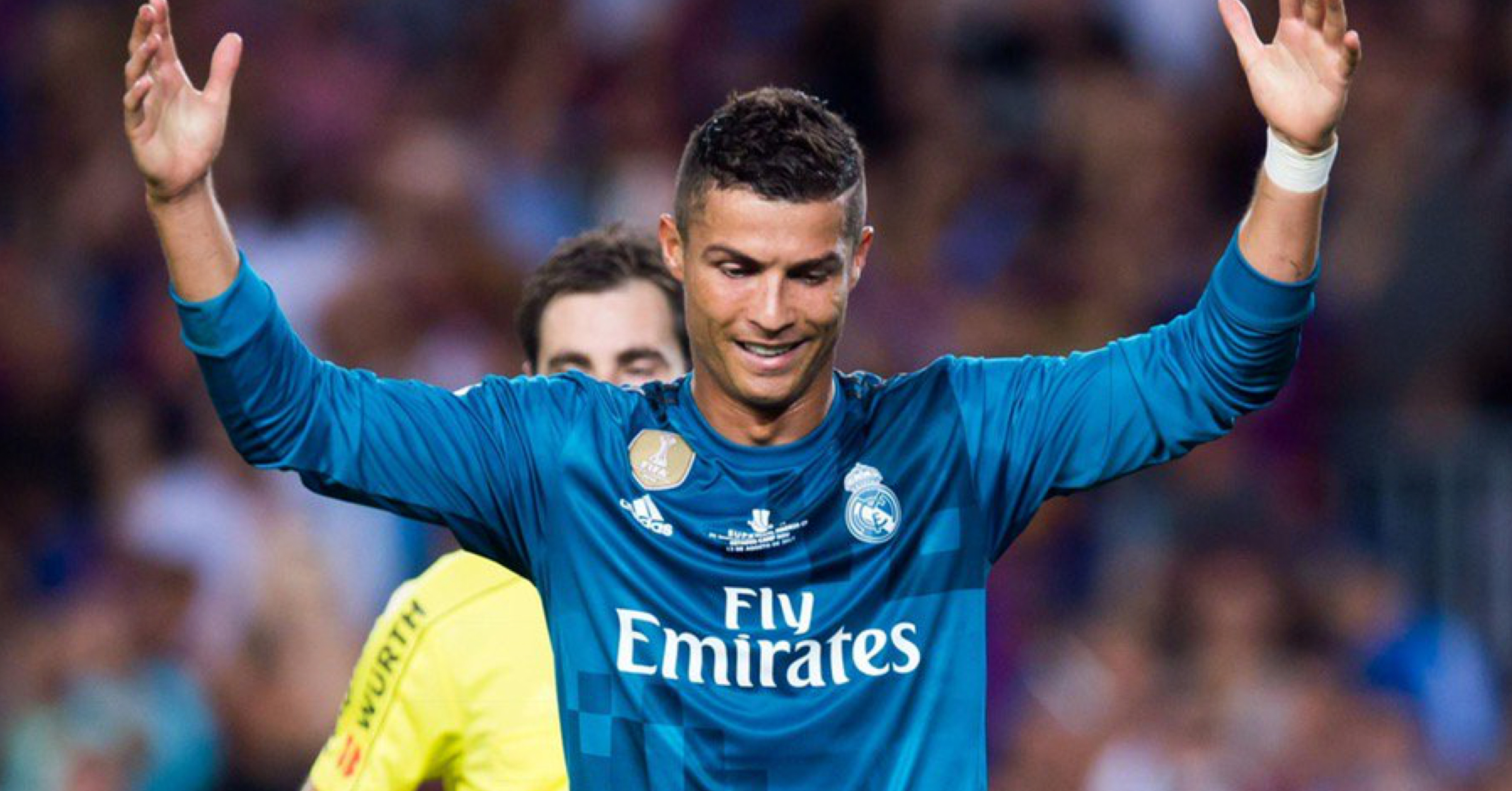 Cristiano Ronaldo Hit With 5 Match Ban After Spanish Super Cup Red Card